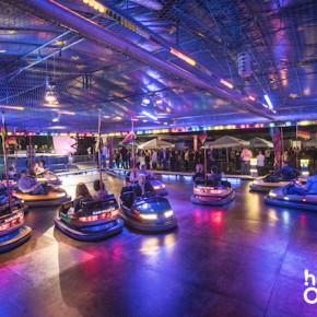 OMClub 2015, autoscoote, bumper cars, free ride, kostenlos, sponsoren, party, event, onlinemarketing, veranstaltungen, köln, die halle tor2,