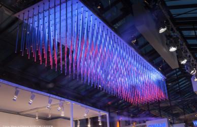 LED Tubes, Lichtsystem, Mietsystem, Licht design, zu vermieten, lampen, programmierbares Lichtsystem, LED Lichtsystem