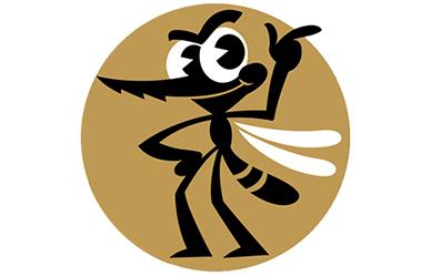 moskito logo, logogestaltung, illustration, grafik