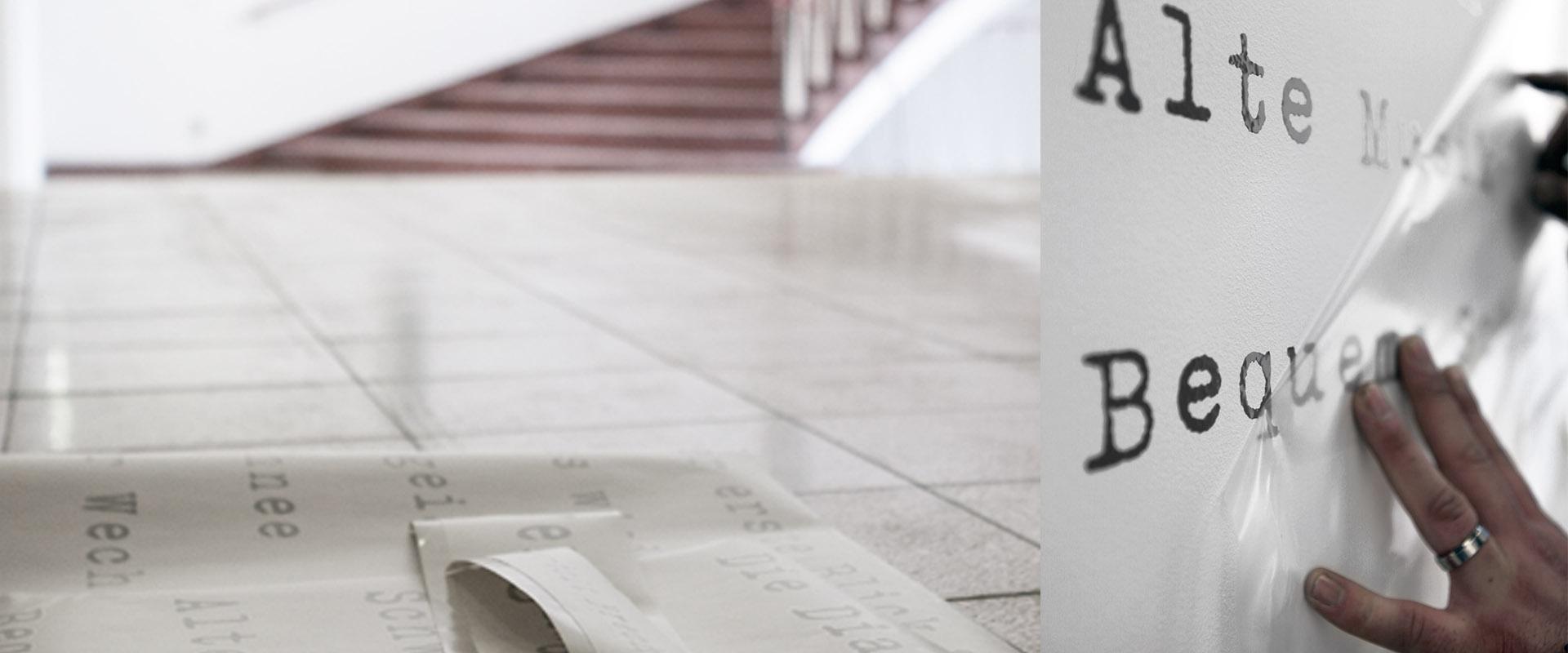 arztpraxis, grafikdesign, logogestaltung, bekelbung, wandtattoo, sprüche, praxisgestaltung, raumdesign, interior design, fotografie, christopher baer, project a, sabine olier, werbetechnik, schilder, türbeschilderung, folienbuchstaben, foliendesign